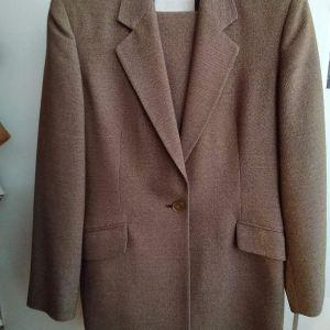 Vintage γυναικείο κοστούμι