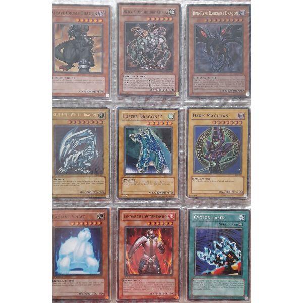 sillogi kartes Yu-Gi-Oh