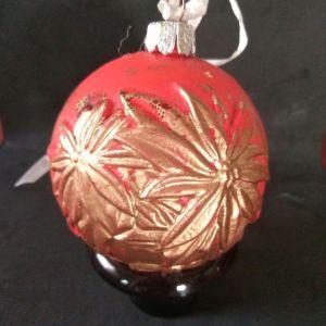 Vintage Χριστουγεννιάτικη μπάλα