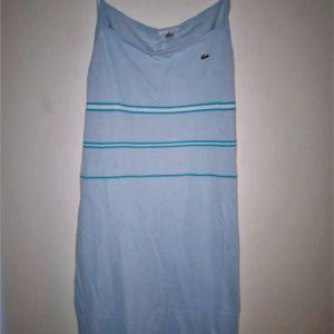 Lacoste original καλοκαιρινό φόρεμα νούμερο 42