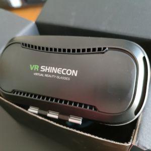 VR γυαλιά εικονικής πραγματικότητας