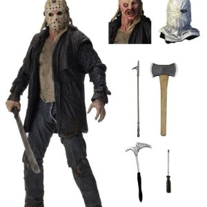NECA Friday the 13th 2009 Action Figure Ultimate Jason 18 cm BRAND NEW