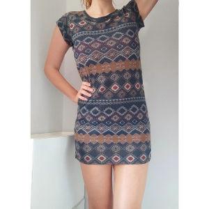 Boho φόρεμα (αφόρετο)