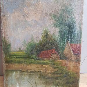Πίνακας παλαιός