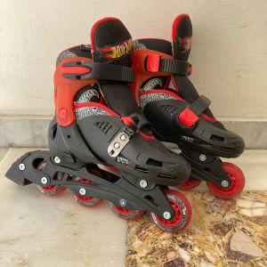 roller hot wheels