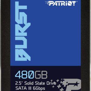 Patriot Burst SSD 480GB - 2 Τεμάχια