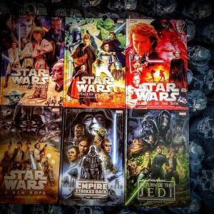 Ο Πόλεμος των Άστρων - Star Wars Comics - Graphic Novel - 6 τεύχη (Δωρεάν Αποστολή)
