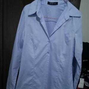 πουκάμισο hallhuber size 34 καινούργιο