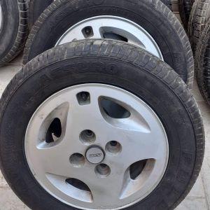 Ζάντες αλουμινίου Fiat
