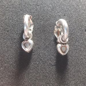 σκουλαρίκια ασημένια 5