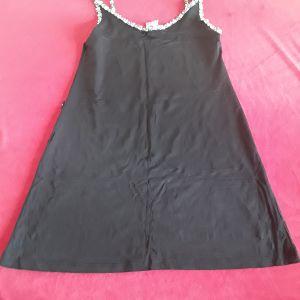 Φόρεμα μινι λουλουδάκια one size