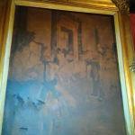 συλλεκτικός πίνακας μεταξοξοτυπια με υπογραφή