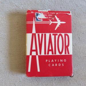 Παλια αμερικανικη τραπουλα Aviator