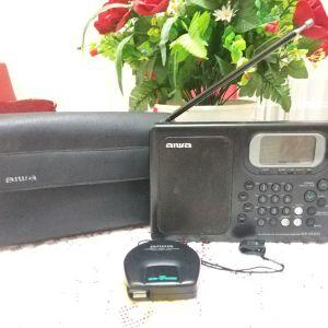 Ραδιόφωνο ψηφιακό του 1986, επαγγελματικό, φορητό AIWA WR-D1000