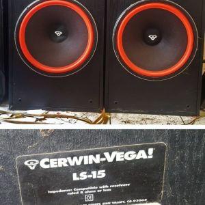 Ηχεία Cerwin Vega LS15 System 15'' 800Watts