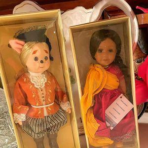Κούκλες Πορσελάνη Σετ