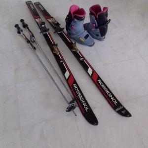 Πέδιλα σκι Rossignol