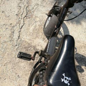 Πωλείται παιδικό μαύρο ποδήλατο Carrera μεταχειρισμένο