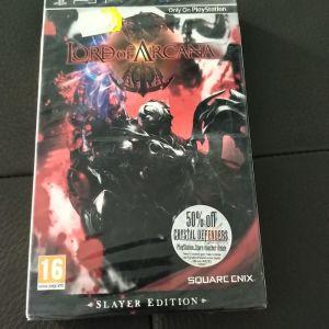 LORD OF ARCANA SLAYER EDITION SONY PSP