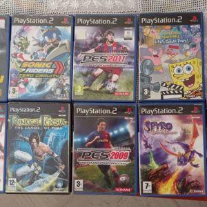 ΠΡΟΣΦΟΡΑ! Παιχνίδια Playstation 2