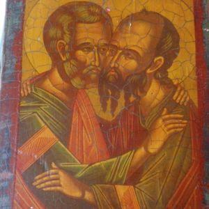 Αγιογραφία  Πέτρου & Παύλου  -  θεσσαλονικη