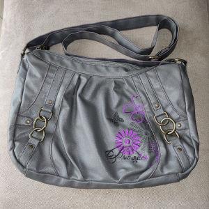 Γκρι τσάντα