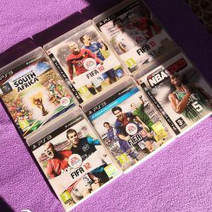 Ps3 games+(16 PC Games δώρο)!