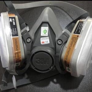 Καινούργιες μάσκες 3Μ με ανταλλακτικά