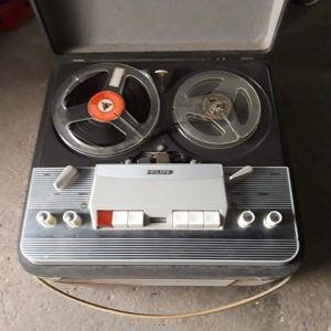 μπομπινοφωνο αντίκα εποχής λειτουργεί κανονικά