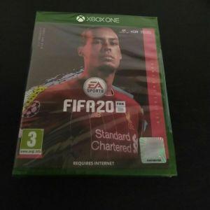 FIFA 20 CHAMPIONS EDITION XBOX ONE ΚΑΙΝΟΥΡΓΙΟ ΣΦΡΑΓΙΣΜΕΝΟ
