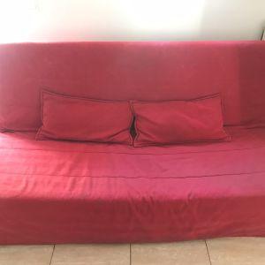 Τριθέσιος καναπές κρεβατι