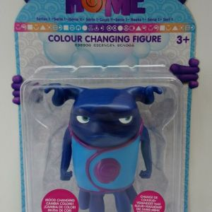 2015 DREAMWORKS HOME MOVIE COLOR CHANGING ACTION FIGURE NEW - GRUMPY OH