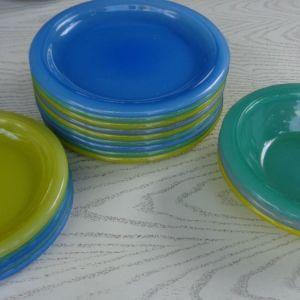 Είδη σερβιρίσματος-πιάτα-ποτήρια-μαχαιροπίρουνα-θεσσαλονικη