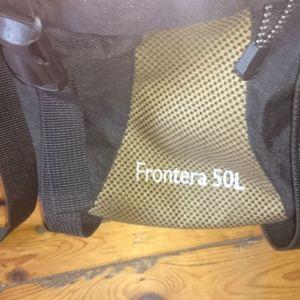 Πωλειται backpack 50L frontera