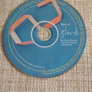 CD Μουσικη *BEST OF ISLAND* N- 2, COLLECTION OUT OF 10 SUMMER SOUNDTRACKS.