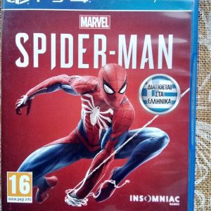 PS4 παιχνίδι SPIDER-MAN