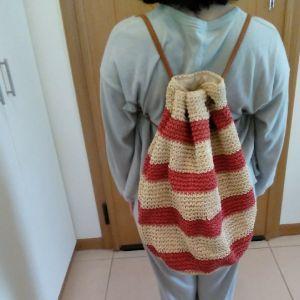 Τσάντα πλάτης μάρκας AMERICAN EAGLE