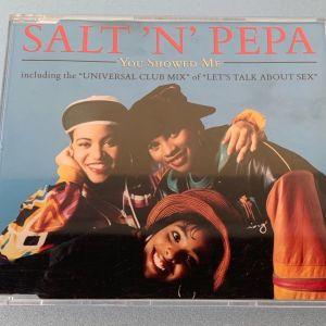 Salt 'n' pepa - You showed me 3-trk cd single