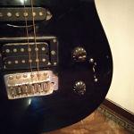 Ηλεκτρική κιθάρα.