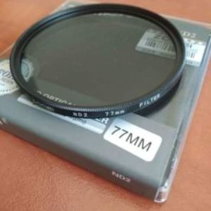 ND2 filter 77mm Zomei