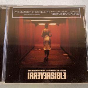 Irreversible soundtrack cd