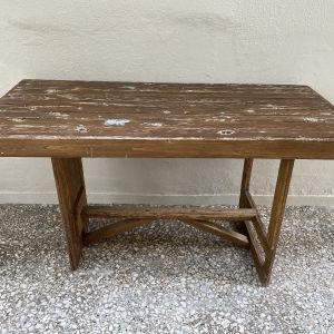 Ξύλινο Τραπέζι εξωτερικού χώρου