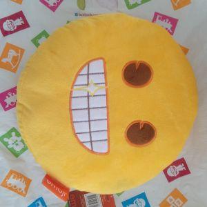 Λουτρινο μαξιλάρι emoji