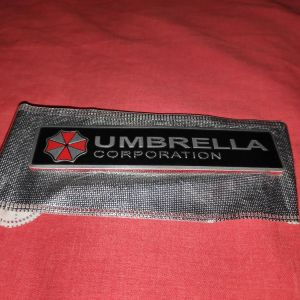 Umbrella Corporation Resident Evil 3D Sticker Αυτοκινητου