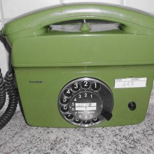 Τηλέφωνο επιτοίχιο Siemens του 1985