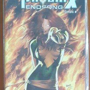 X-MEN Phoenix β' τόμος(Ένθετο)