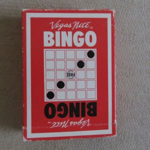 Vegas Nite BINGO παιχνιδι με καρτες