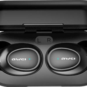 42€   Ελαφριά κατασκευή και μοντέρνος σχεδιασμός, τα ασύρματα ακουστικά AWEI TWS T6