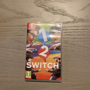 1, 2, Switch Switch game