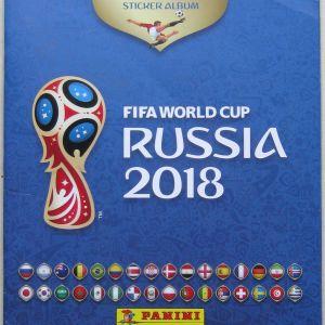 Panini FIFA World Cup - Russia 2018